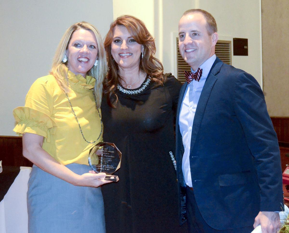 120317 Chamber Banquet Chairmans Award