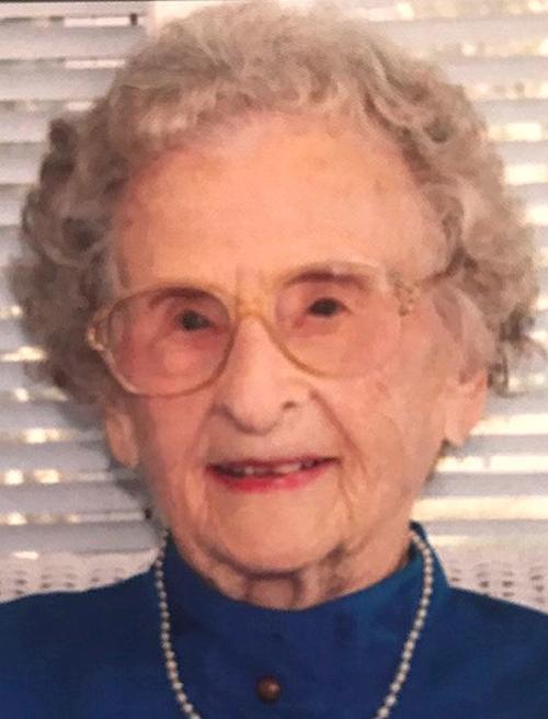 Doris Scott Bonnette
