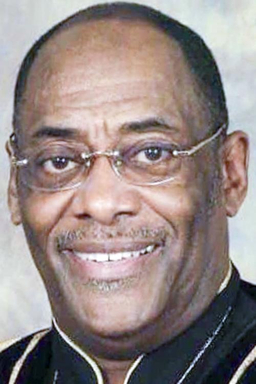 Bishop Dr. Ronald Elwood Hill Brown