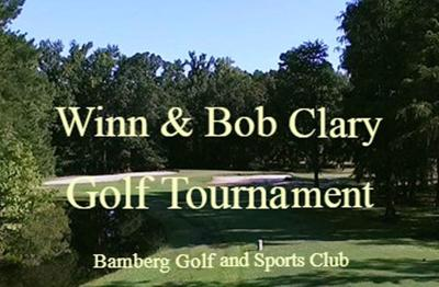 Clary golf tournament in Bamberg