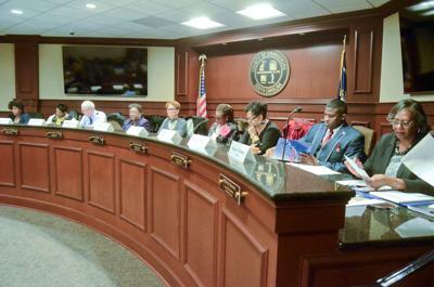 120918 Orangeburg County School Board