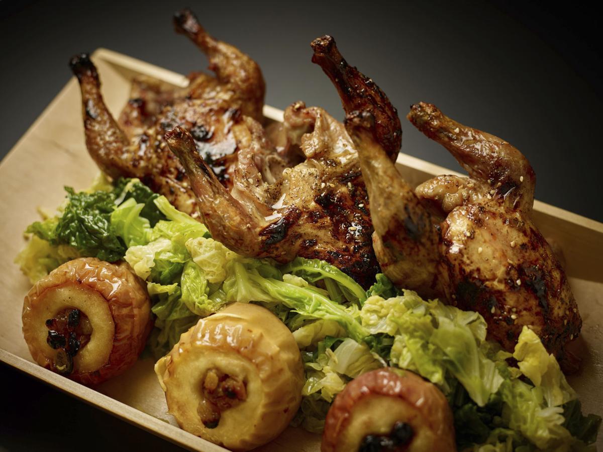 Food Culinary Institute Of America Honey Glazed Chicken