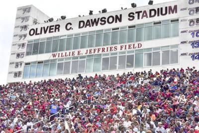 Oliver C. Dawson Bulldog Stadium
