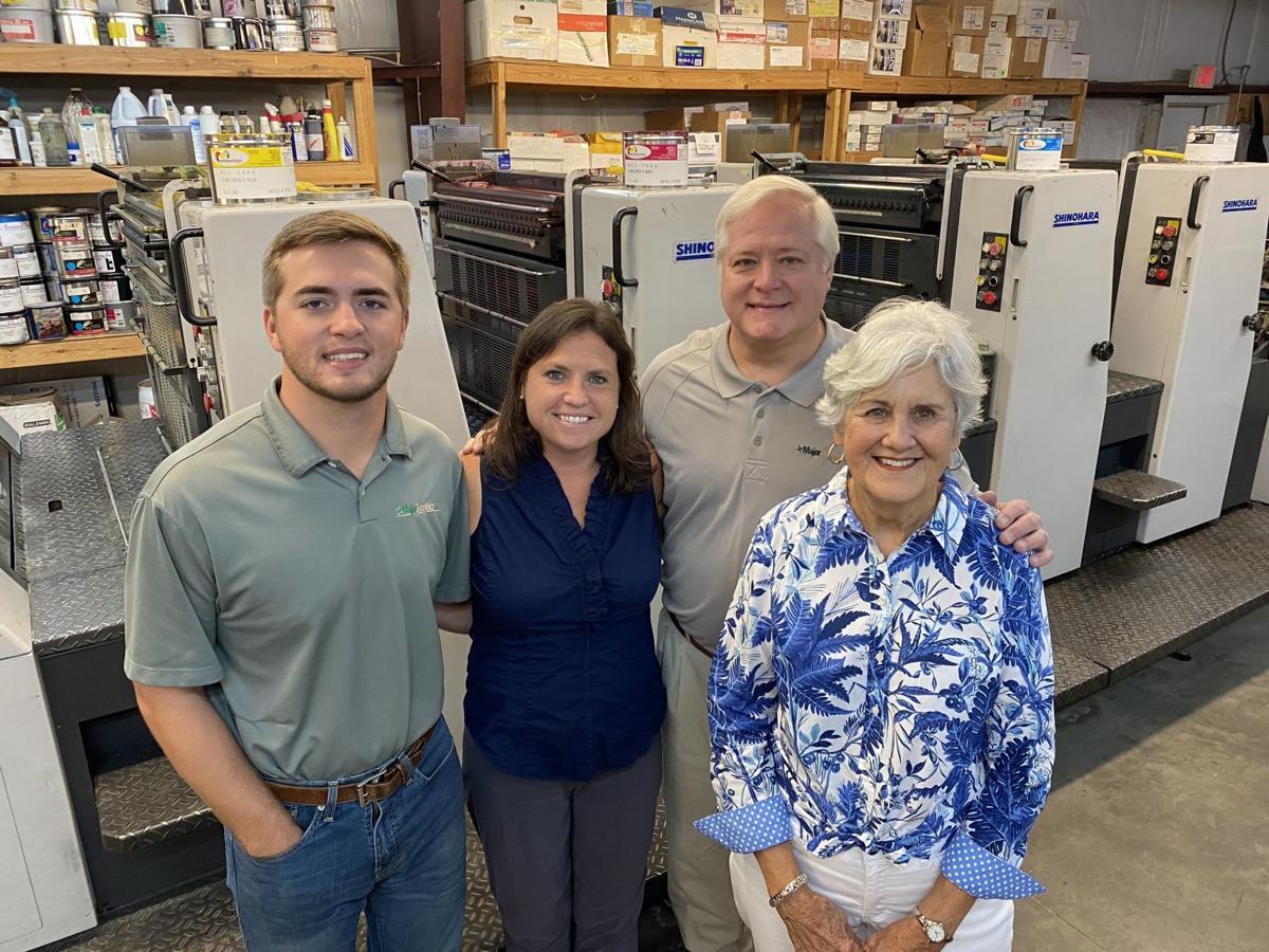 Printing merger