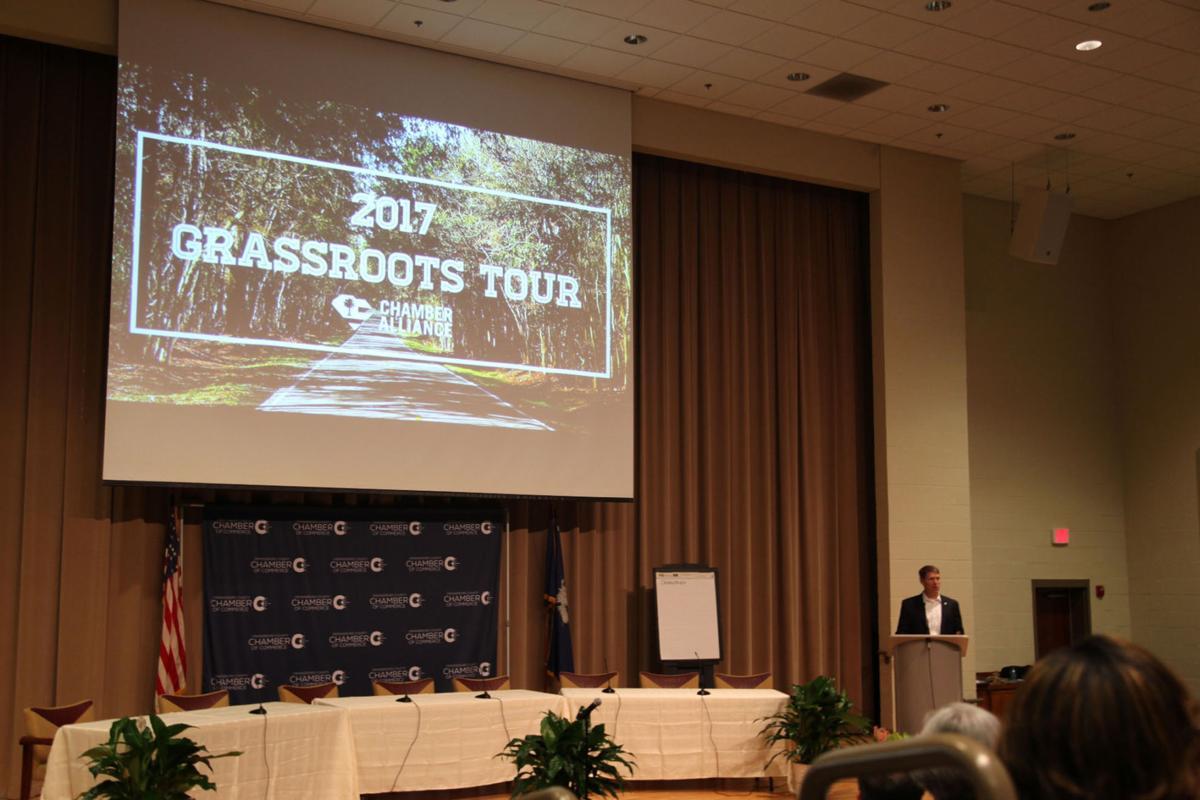 Grassroots tour 2