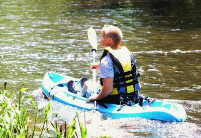 Blackwater River Race