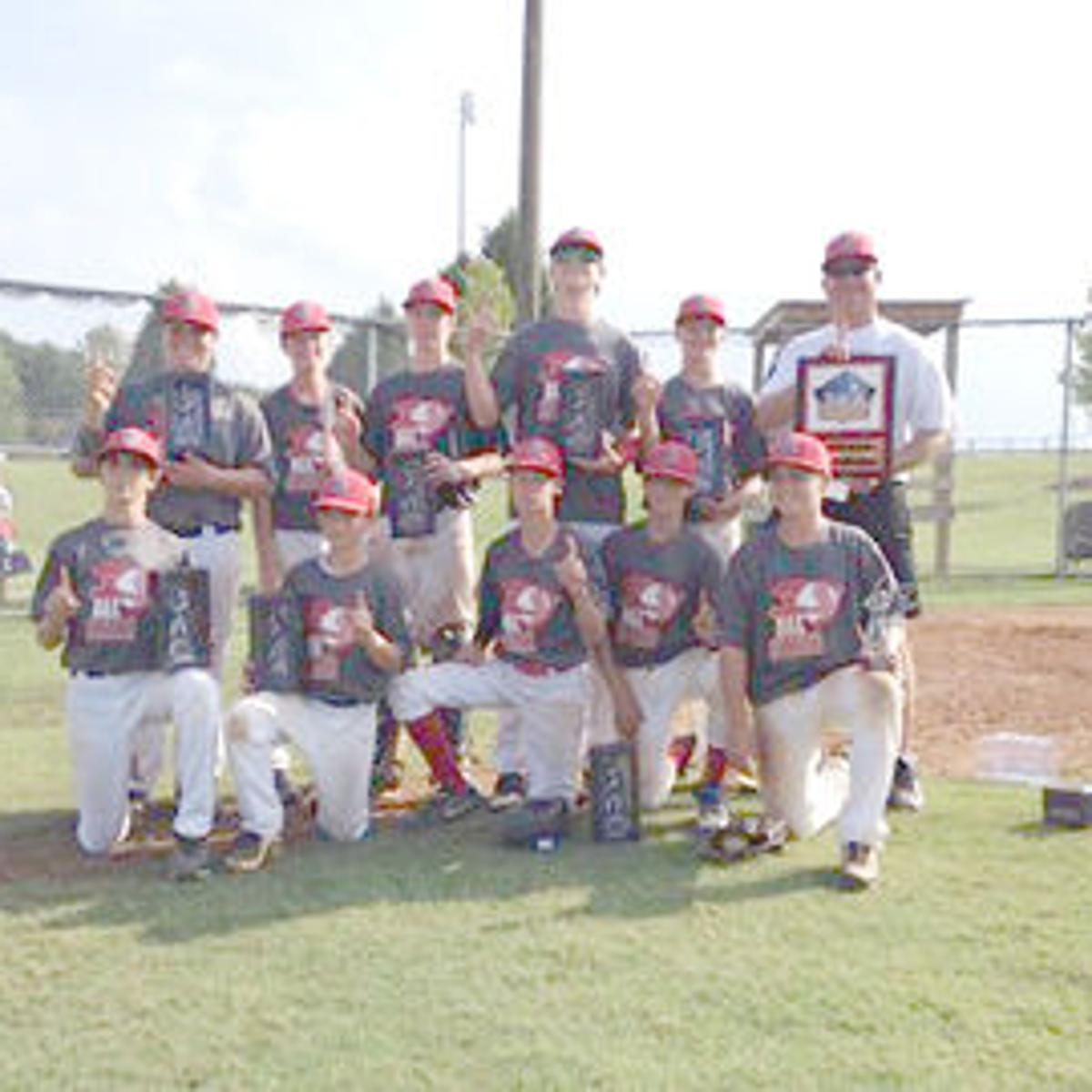 Youth Baseball And Softball Champs Sc 13u Lake Marion All Stars Sc 16 Under Hurricanes Sports Thetandd Com