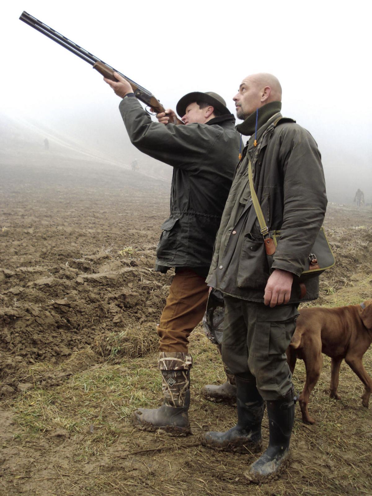 Dr. John Rheney, hunt