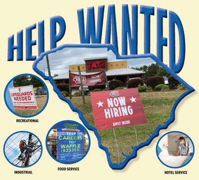 Help wanted in S.C.