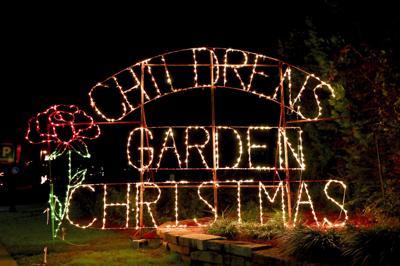 Children's Garden Christmas