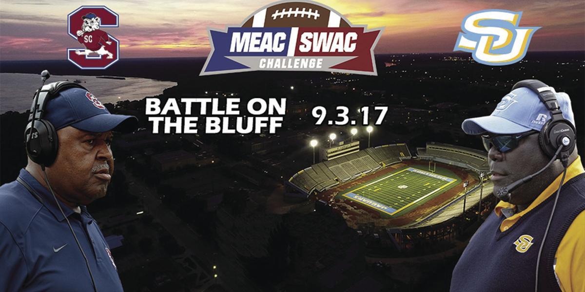 Battle on Bluff