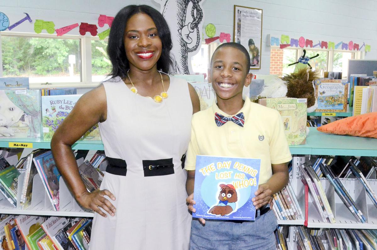 Mother Son Book Release ch