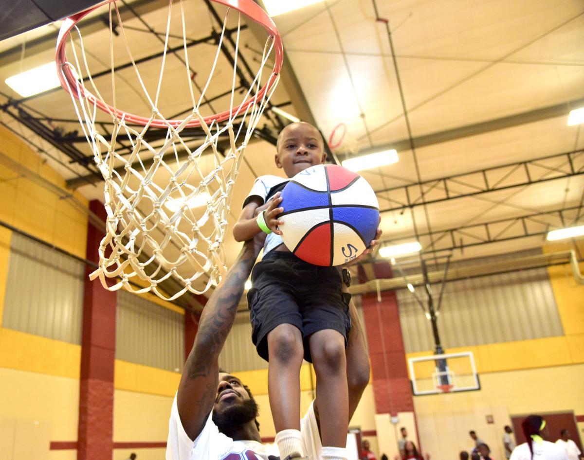 Garvin Basketball Camp