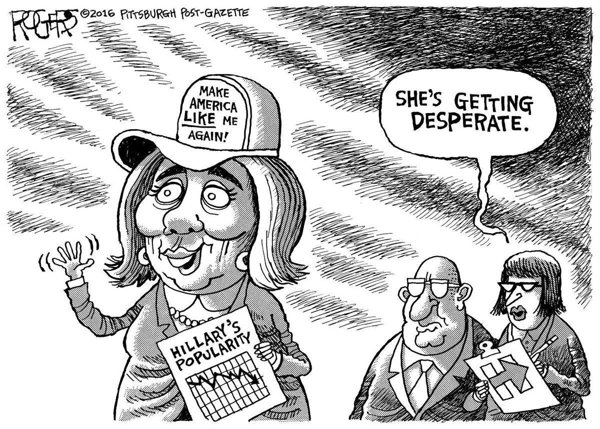 Hillary's New Hat
