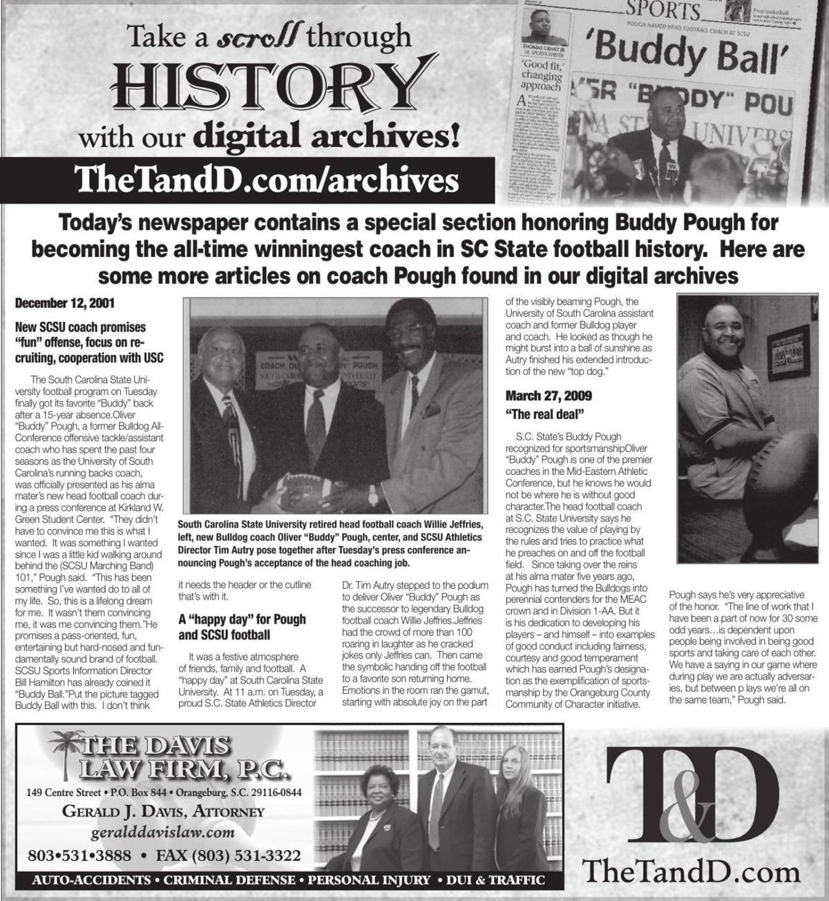 TheTandD.com/archives Nov. 3, 2019