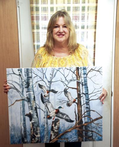 Pansy Clayton, artwork