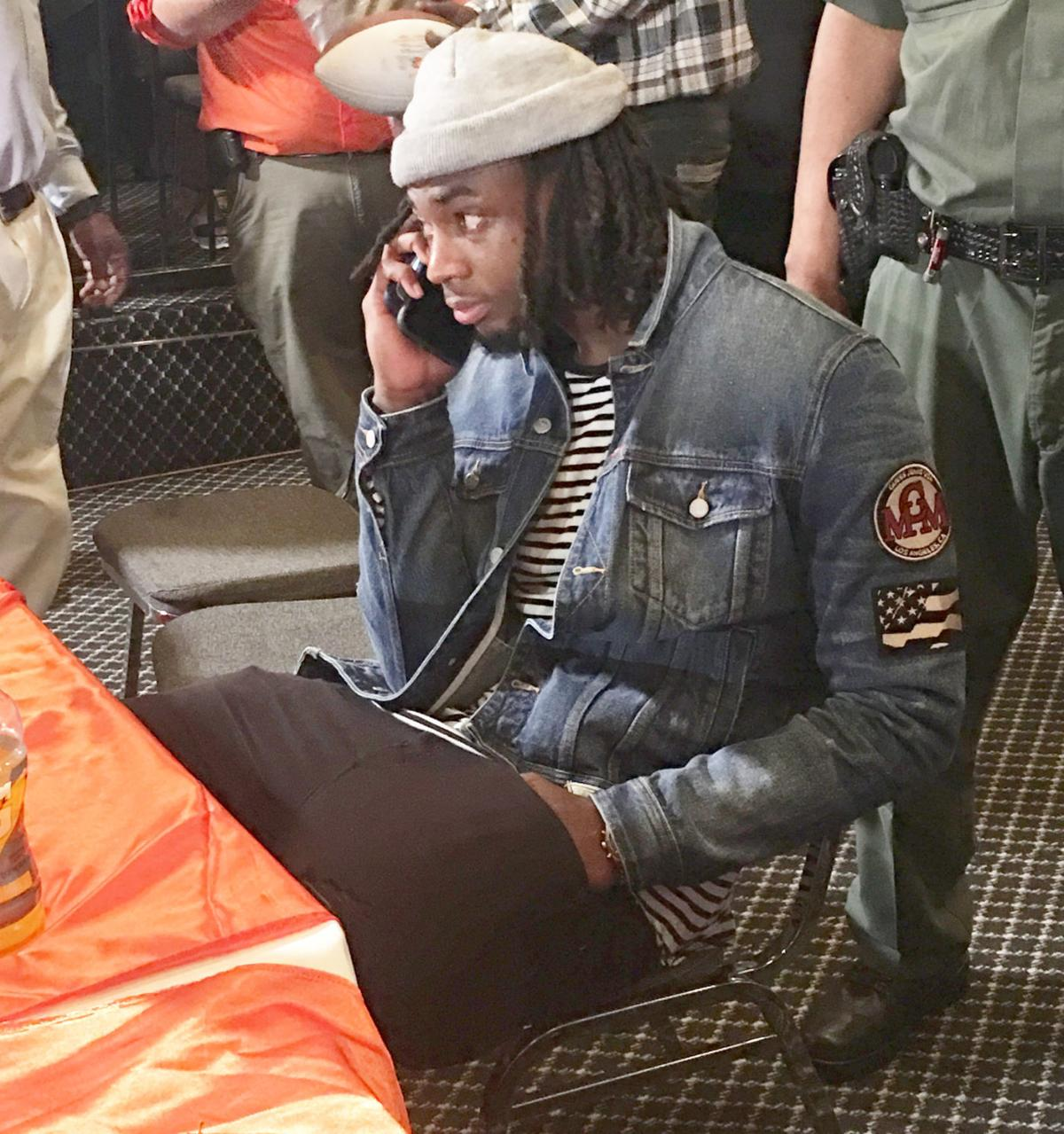 Mike Williams drafted by Chargers