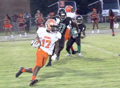 Carmichael runs for O-W touchdown