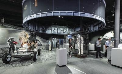"""Apollo 50: Journey to the Moon"""