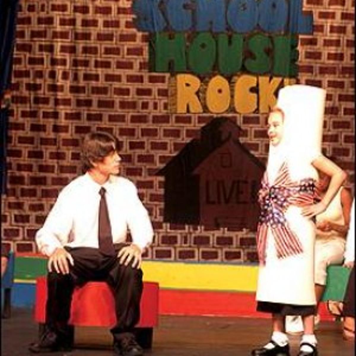 School House Rock Live! Junior play — Friday, Saturday