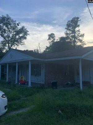 3 Bedroom Home in Orangeburg - $89,900