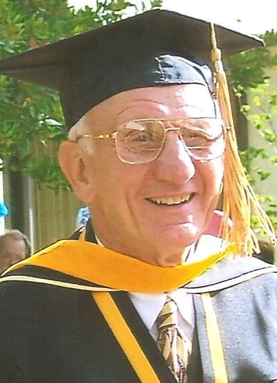 """Dr. Bertrand """"Bert"""" Victor Gue Jr."""