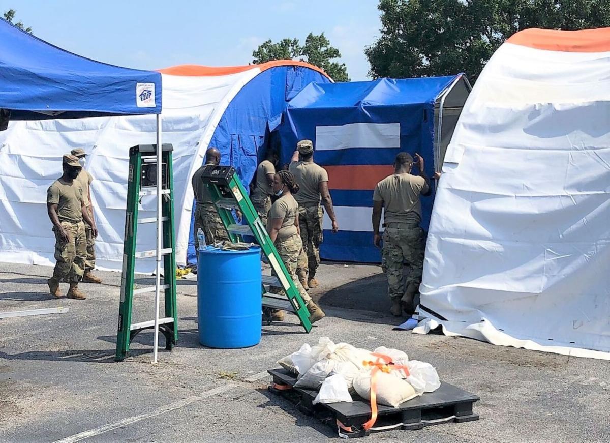 RMC Tents