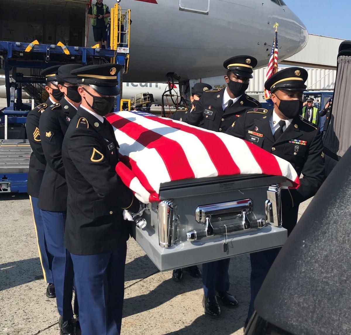 Korea veteran returns to Orangeburg