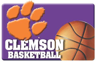 SPORTS LIBRARY, CLEMSON BASKETBALL