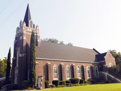 100419 first baptist of denmark