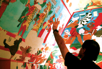 Maya Doomsday Exhibit