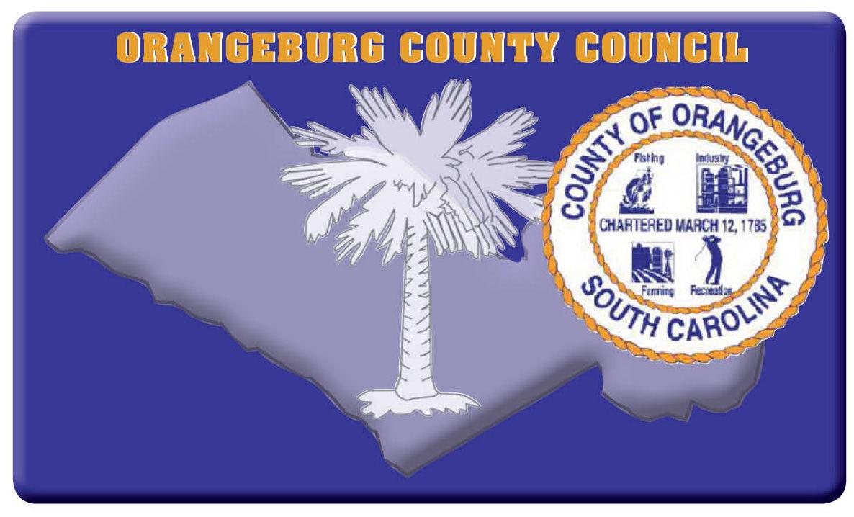 LIBRARY, Orangeburg County Council Logo