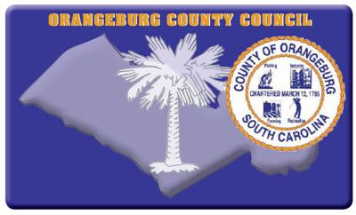 LIBRARY, Orangeburg County Council Logo
