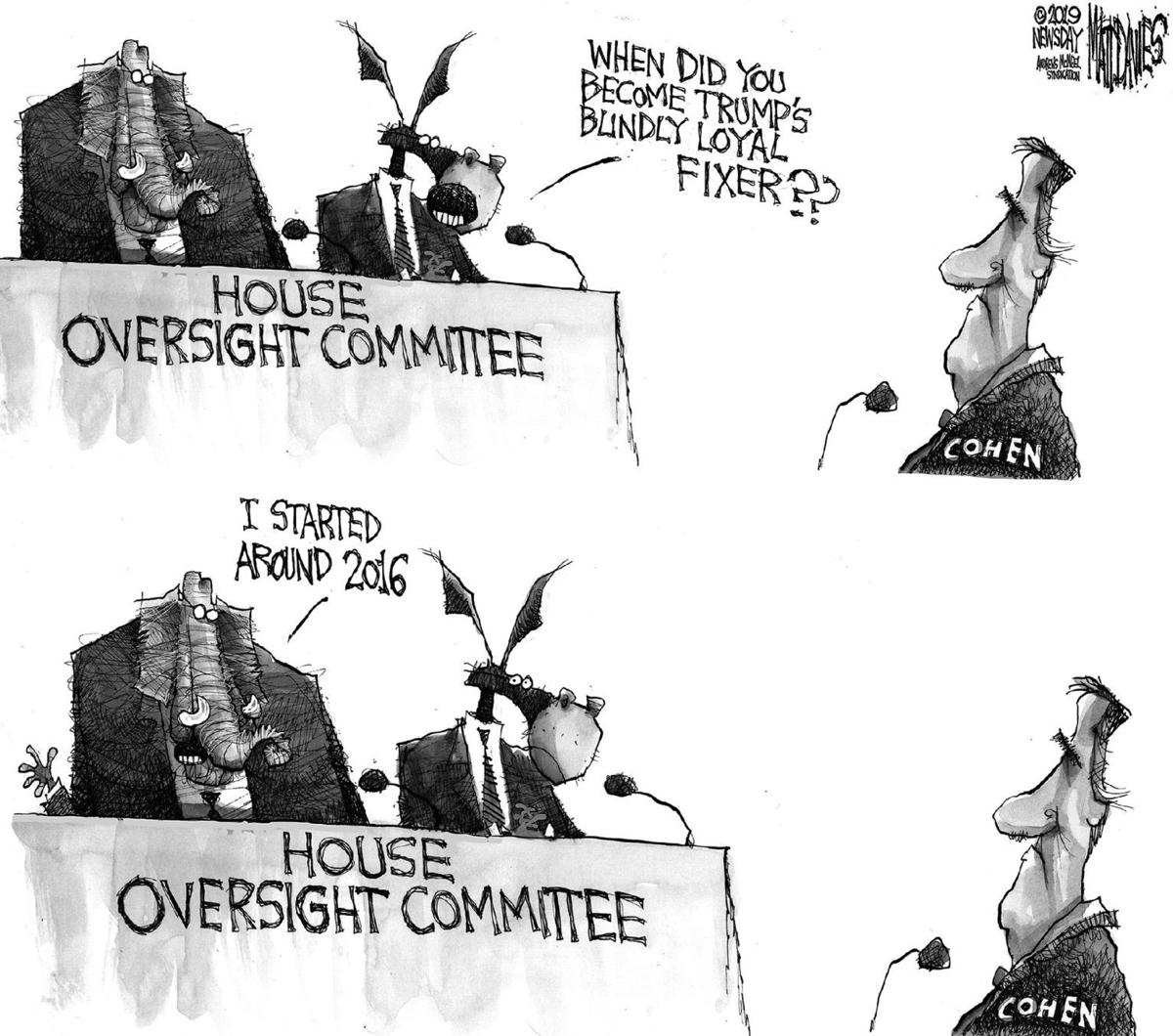 House Oversight Committee