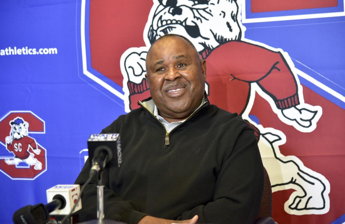 SCSU Coach Pough