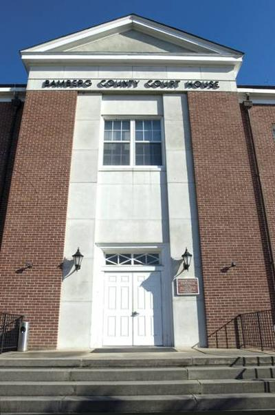 Bamberg County Courthouse