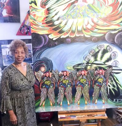021019 Bretta Staley and artwork