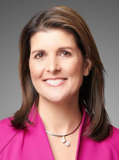 Nikki R. Haley