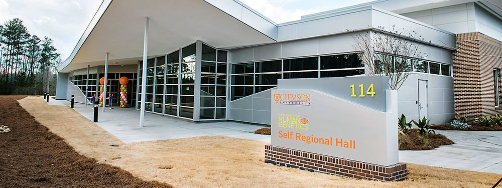Clemson University's Center for Human Genetics