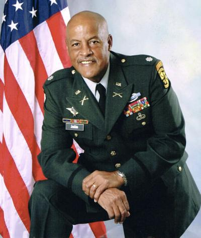 Retired U.S. Army Col. Everett R. Jenkins