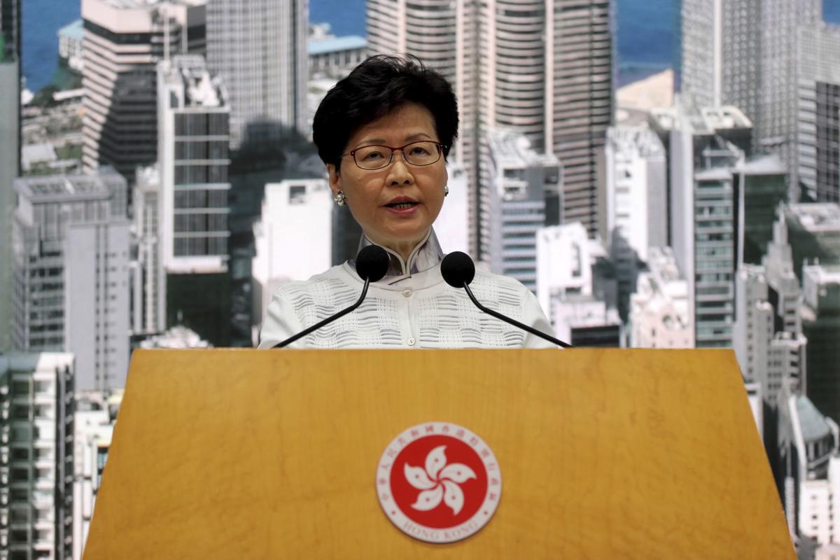 Hong Kong Extradition Law