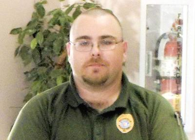Eutawville Police Chief Steven Holloway