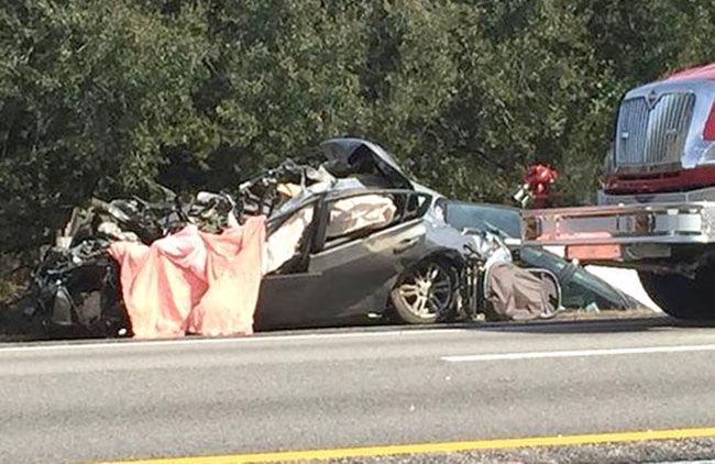 I-26 crash