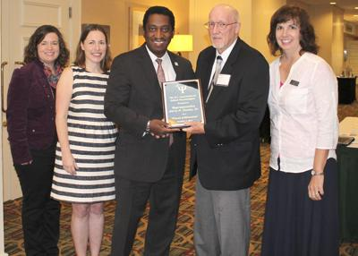 SCASP recognizes Rep. Govan