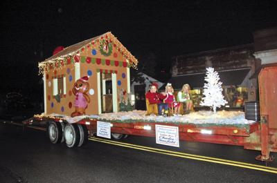 Ehrhardt Lighting Christmas Parade