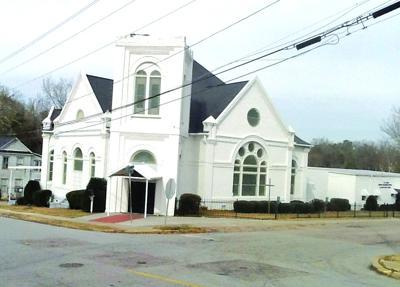 Mt. Pisgah Baptist Church (copy)