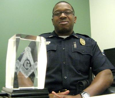 ODPS lieutenant elected third-highest ranking Mason in