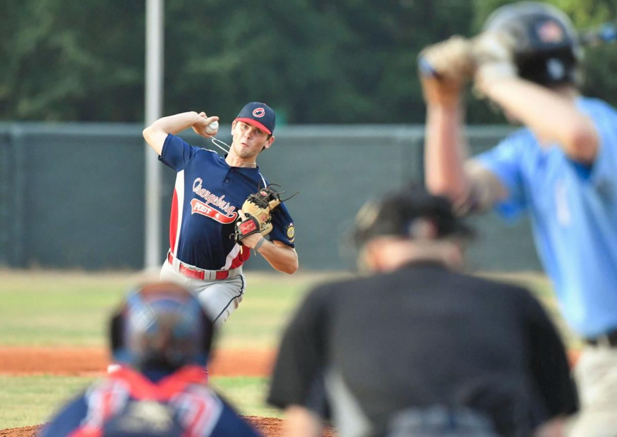 Thompson pitches for Post 4
