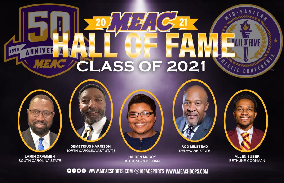 MEAC Hall of Fame