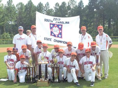 Lake Marion defeats Parks Field twice, wins Dixie Youth